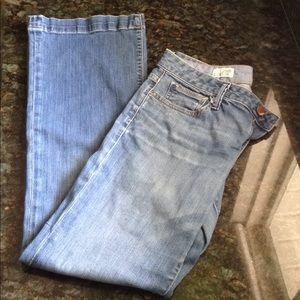 29/8R Gap 1969 Long Lean Denim Jeans Light Wash
